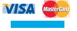 visa and mastercard logo - ASL Locksmiths & Security Solutions - locksmith in hove