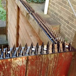 Anti-Climb Fence Spikes