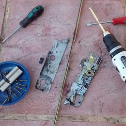 Lock Gearbox Repair