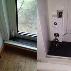Sliding Door Lock