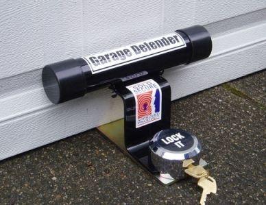 garage defender - ASL Locksmiths & Security Solutions - garden security
