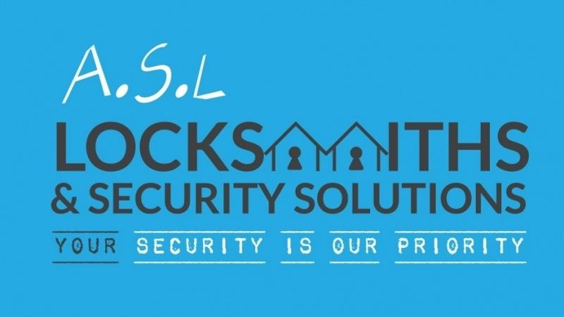 blue logo- ASL Locksmiths & Security Solutions - emergency locksmiths