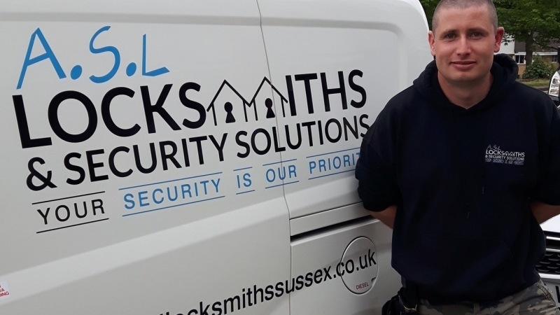 jon and van - ASL Locksmiths & Security Solutions - 24 hour emergency locksmith