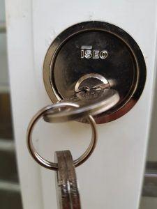 IESO lock