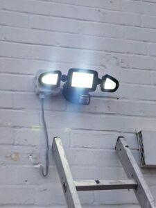 PIR LED light
